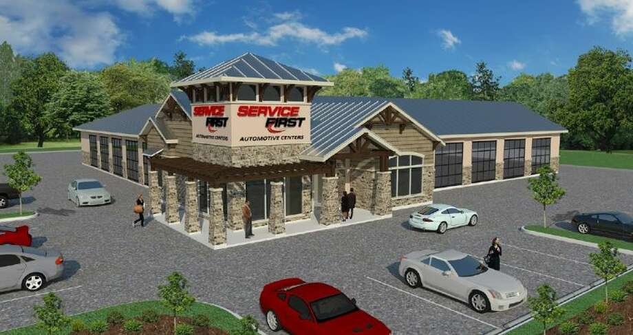 Service First Automotive Center will open a location in Creekside Park Village Center.