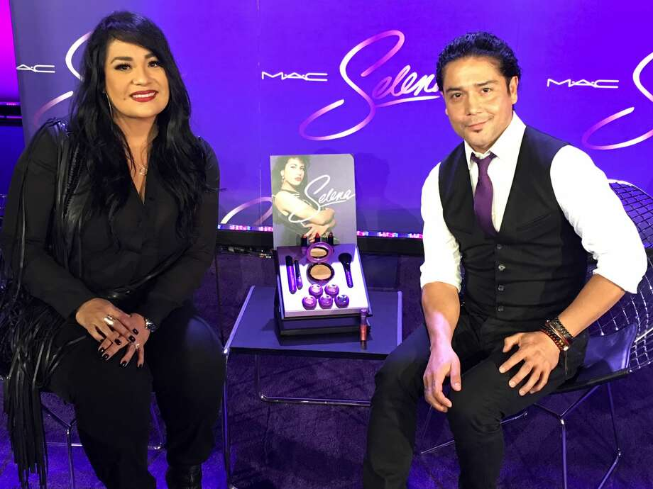 Selena MAC makeup collection a 'labor of love' - Houston Chronicle