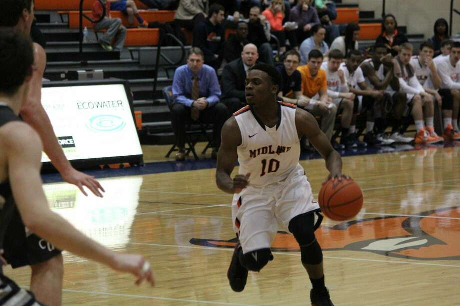 Magnolia grad Jesse Jones has helped Midland University to a 24-7 overall record as the team's point guard.
