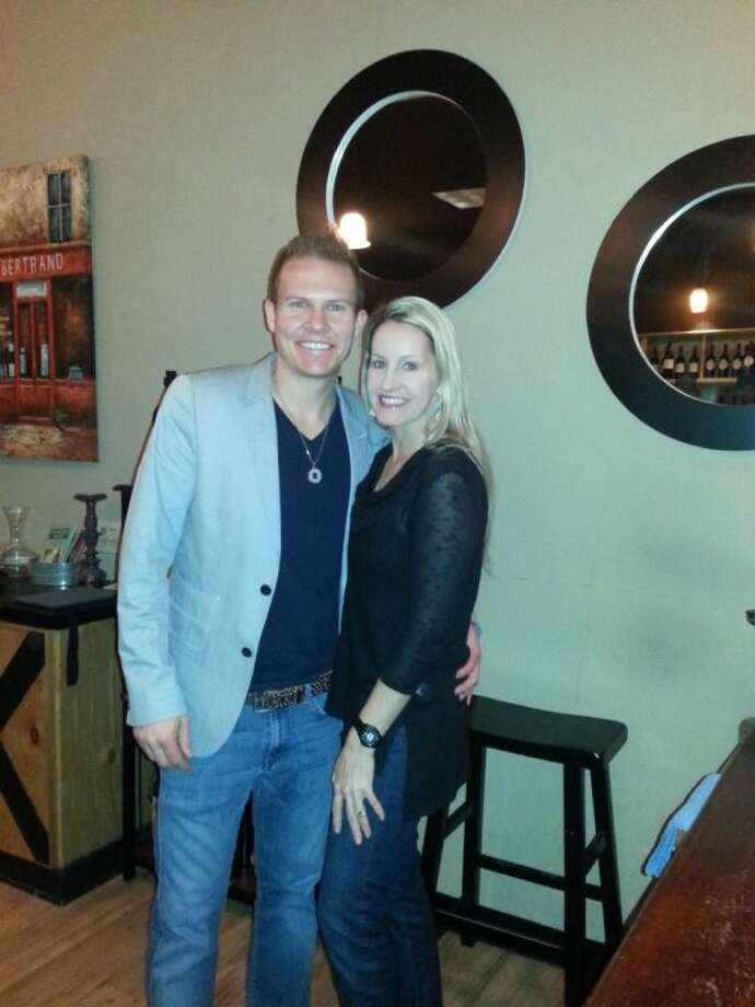 New owners of Cellar Twenty Four, Shelli Moran and her fiance Justin Styles, invite you to visit the wine bar they just purchased from Kelly Massenger in the Kroger's Shopping Center on the north side of Woodlands Parkway, west of Kuhkendahl Road.