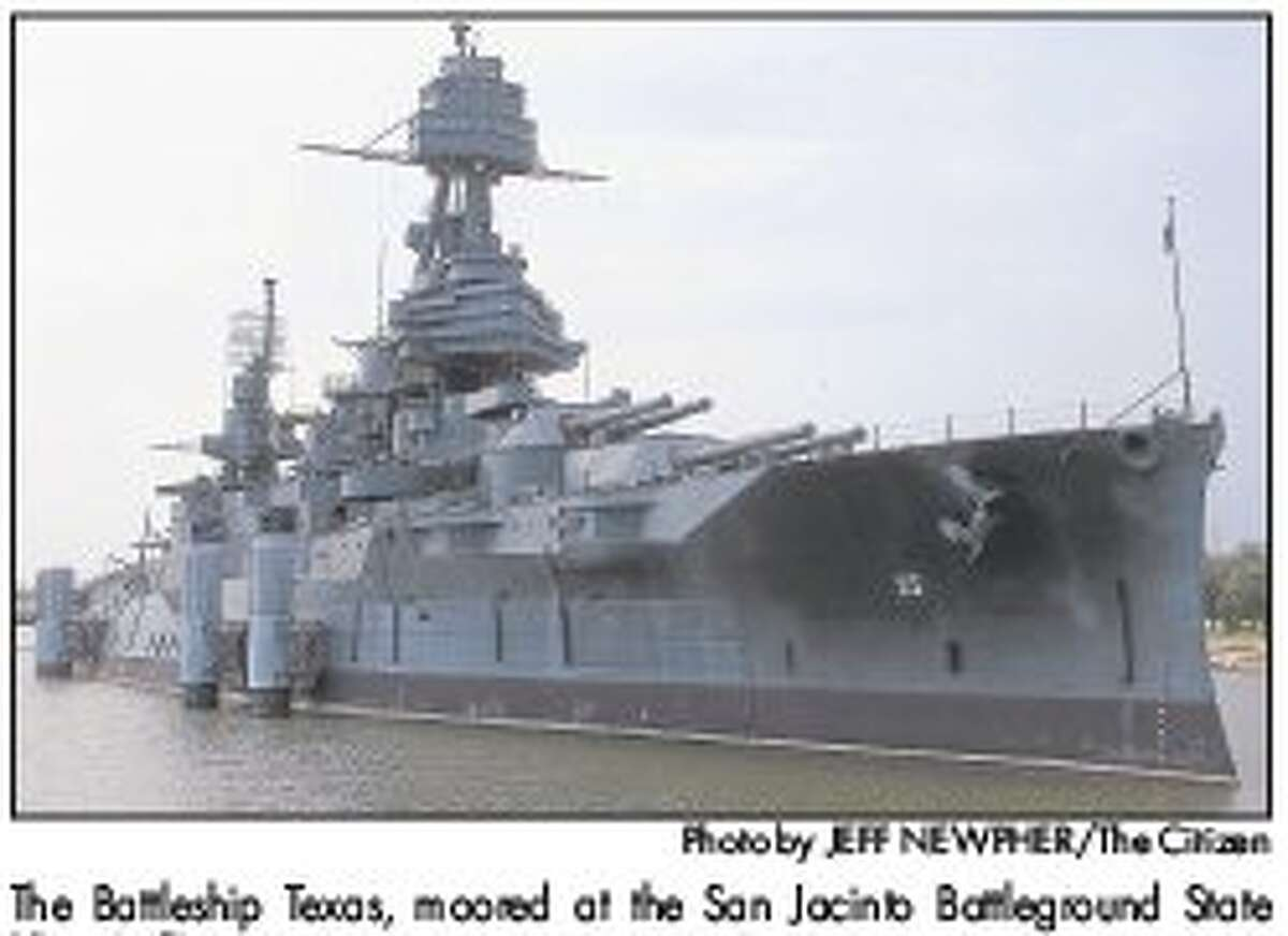 Homeland Security's robotic fish put to test with Battleship Texas