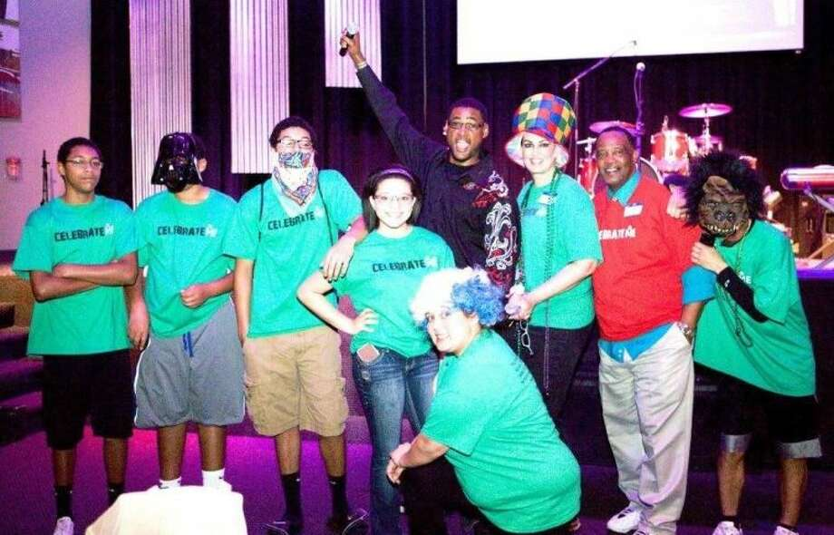 The Fourth Annual CelebrateMe event offered a high-energy and uplifting experience for over 200 young people from area foster homes and centers at The Loft in The Woodlands Saturday.
