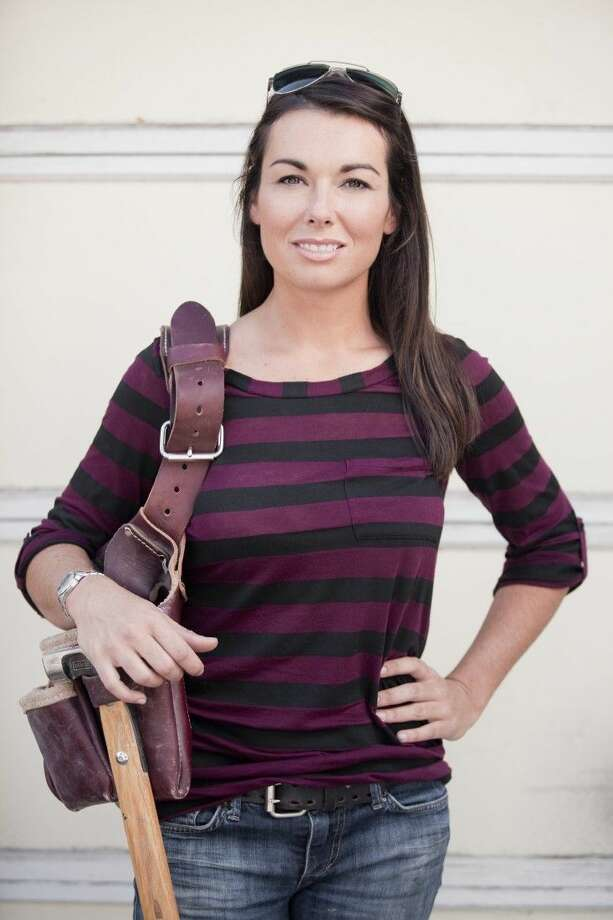 Kayleen McCabe, winner of DIY Network's 2009 Stud Finder and host of Rescue Renovation, will be a special guest at the 3rd Annual Lake Conroe Home and Garden Show Feb 20-21 Photo: Jackson Riley Parker