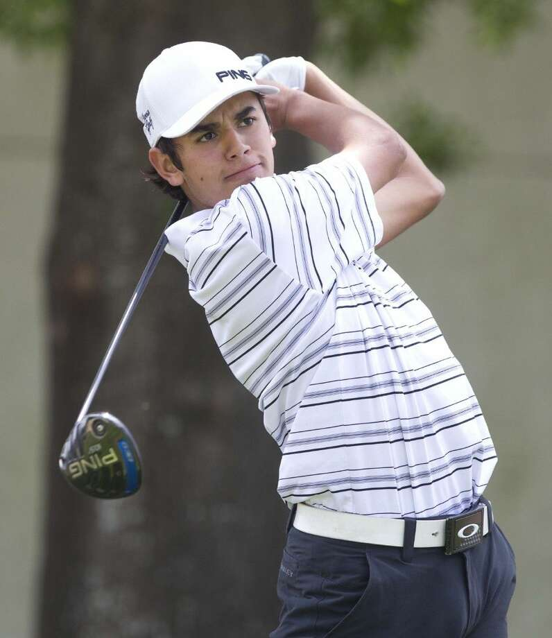 Conroe's Chad Sewell took first place at the Magnolia Shootout Tournament on Saturday. Photo: Jason Fochtman