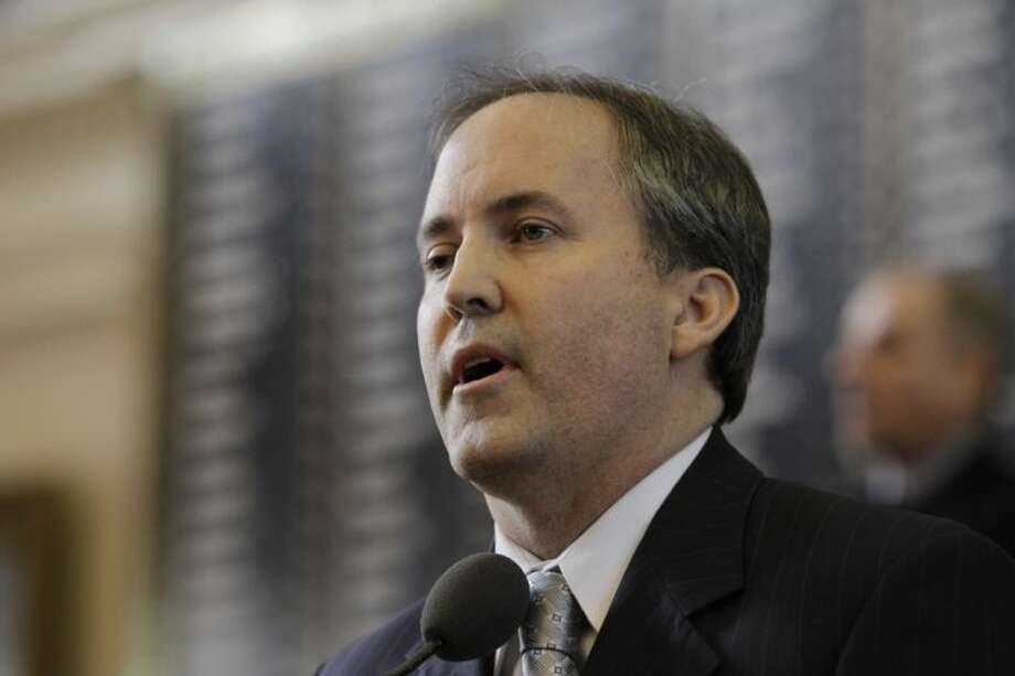 In this Jan. 11, 2011 file photo, Rep. Ken Paxton, R-McKinney, addresses the opening session of the 82nd Texas Legislature, in Austin. Today, one of the three Republicans vying to become the state's next attorney general, Paxton hasn't been shy about billing himself as the second coming of Ted Cruz. Emulating Cruz's rise from onetime longshot to conservative superstar is something many top Texas Republican politicians aspire to. Photo: Eric Gay