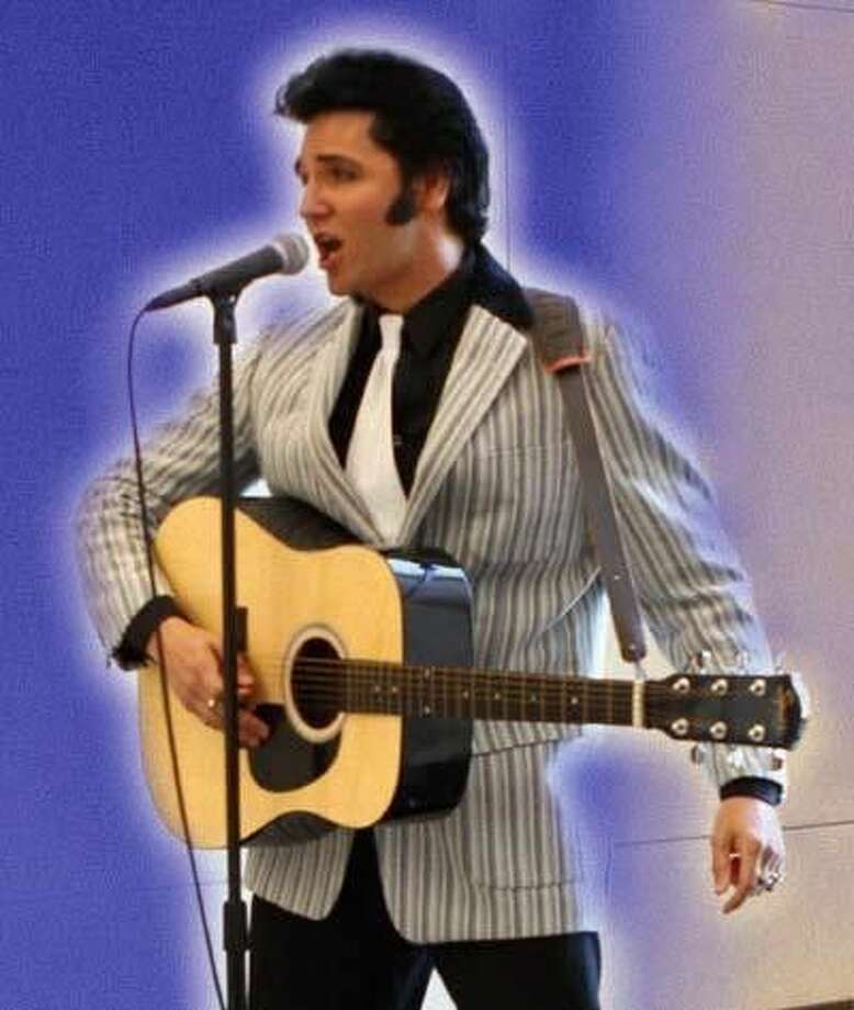 Donny Edwards, one of the most sought-after Elvis tribute artist in the world, returns to the Crighton Theatre for a show March 28 at 7 p.m. Edwards will take the audience through the early years and Elvis' 70s concert era! Special guest Wayne King will open with his set of golden oldies and also perform his tribute to Roy Orbison. Both entertainers will be fronted by the eight-member band Fever. Call the Crighton Theatre at 936-441-7469 or visit www.crightontheatre.org to purchase tickets.