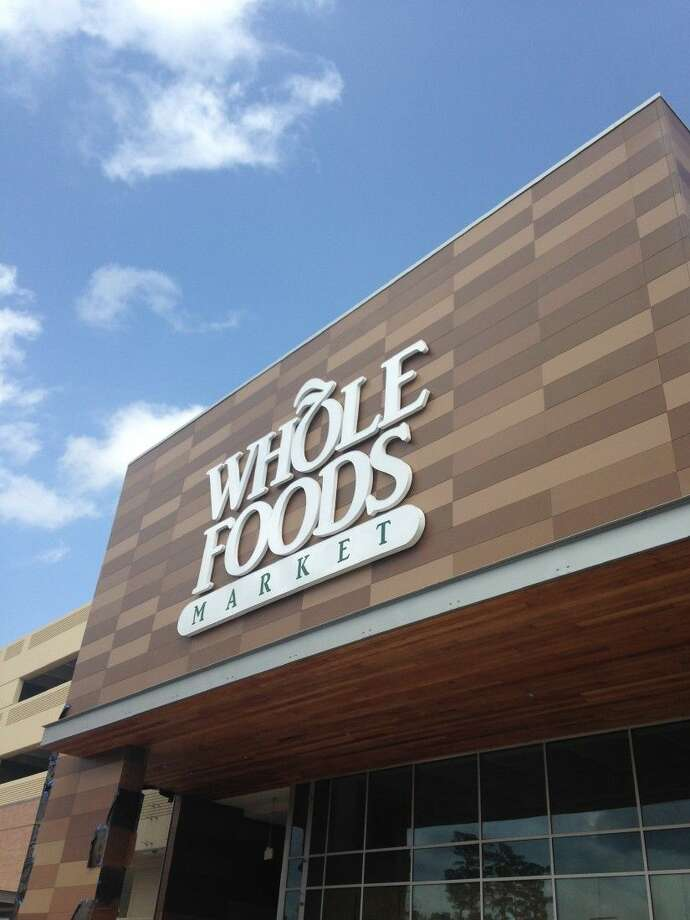Whole Foods Market at 1925 Hughes Landing Boulevard will open its doors at 7:30 a.m. Wednesday with a traditional bread-breaking ceremony — Whole Foods' version of a ribbon cutting — followed by the grand opening at 8 a.m.