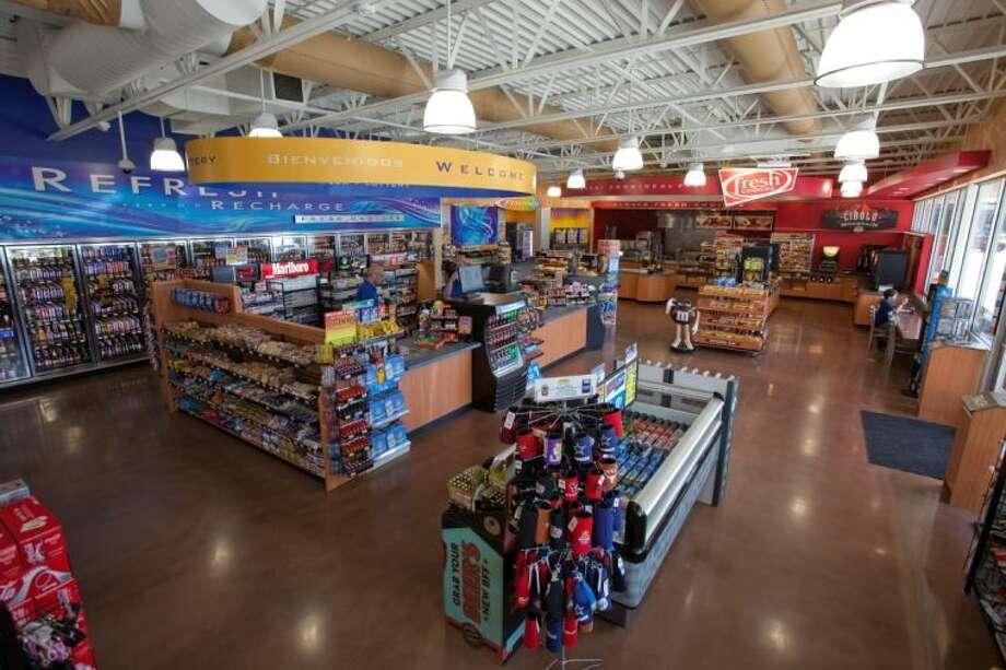 CST brands Valero Corner store in Houston on June 17. Photo: RICHARD J. CARSON