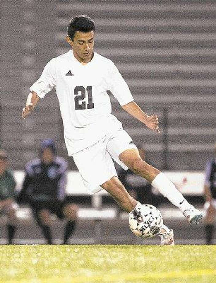 Conroe's Adrian Olivo and the Tigers play host to College Park tonight. Photo: Jason Fochtman