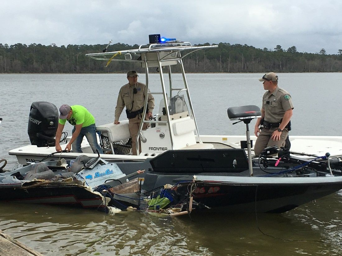 Man killed in boat collision on lake conroe the courier for Lake conroe fishing report