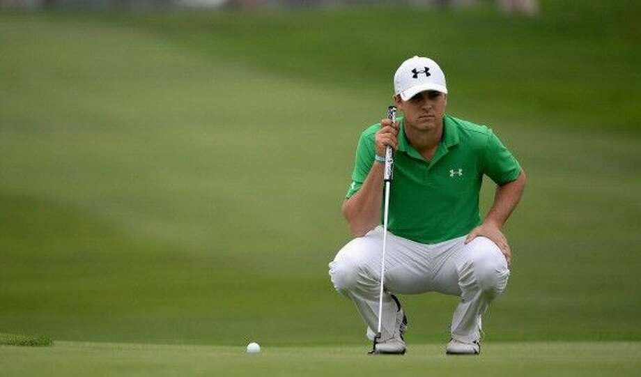 Jordan Spieth, a Texas native, will play the Texas Open this week before coming to Houston for the Shell Houston Open the following weekend. Photo: Robert Laberge