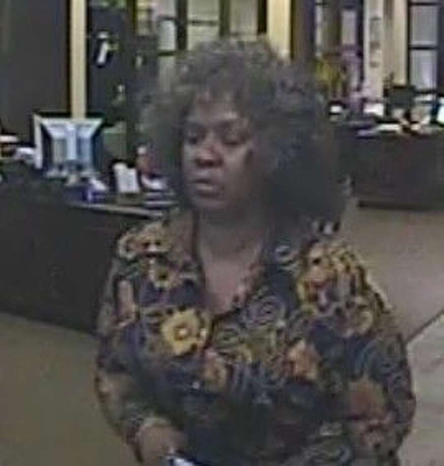 The Montgomery County Sheriff's Office released photos of a person deputies believe committed fraud at a South County bank in February. The person of interest is accused of using the someone else's identifying information to fraudulently withdraw money from that account.