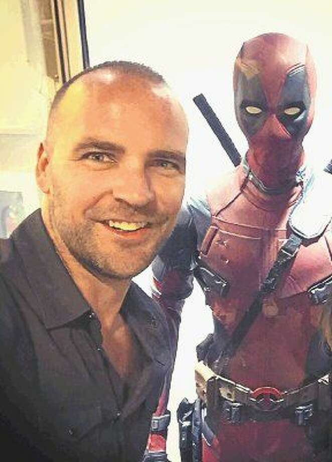 """The Woodlands native Justin Harder has made a name for himself in the movie industry. His credits include """"Deadpool"""", """"Thor: The Dark World"""", """"Avengers: Age of Ultron"""", and online series """"Lazer Team""""."""