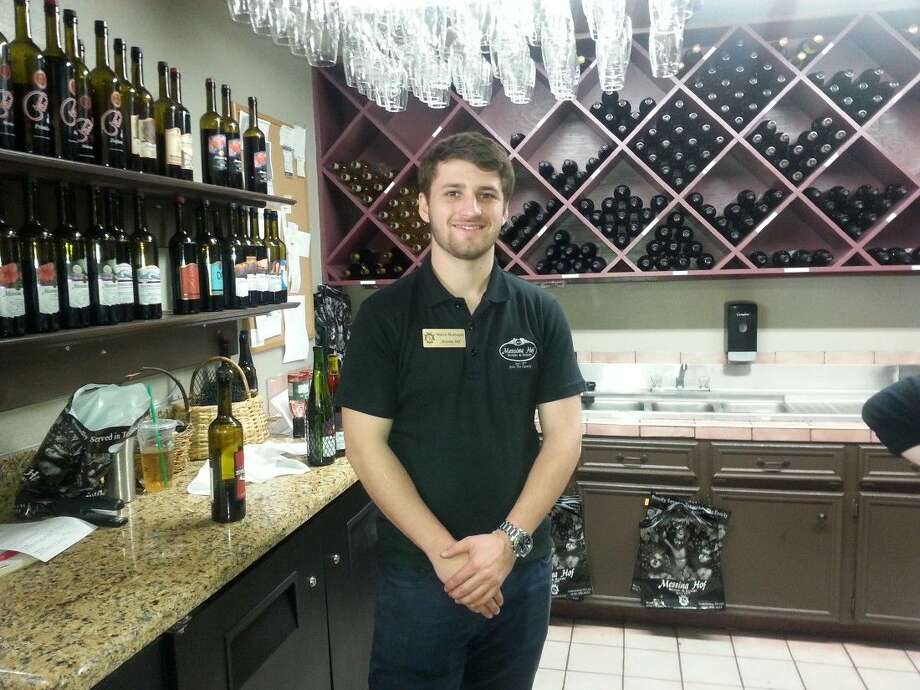 Marco Montagne from Provence, France is interning at Messina Hof Winery. Come meet him during the next two weekends while the Texas Bluebonnet Wine and Cheese Trail is running. For more information, go to www.TexasBluebonnetWineTrail.com.