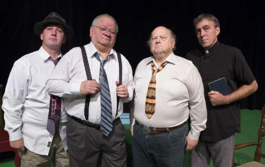 """The Players Theatre Company concludes its current run of """"Inherit the Wind"""" this weekend at the Owen Theatre."""