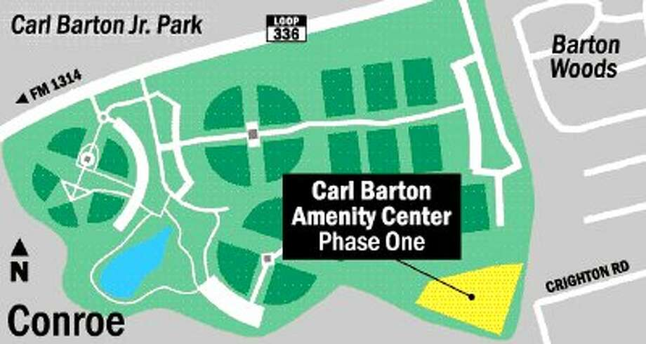 The city of Conroe and Houston-based Wilbow Corporation have agreed to swap land parcels, which will allow the city to add new amenities to Carl Barton Jr. Park off Loop 336.