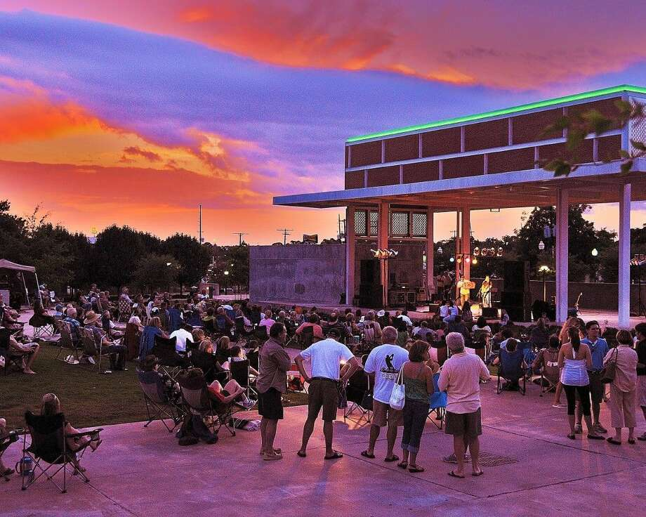 First Thursday Free Concert Series- Come out to Heritage Place and enjoy the sounds of John Evans and Terri Hendrix. Music begins at 7 p.m. No coolers or outside food or beverages are permitted. Concessions are available for sale on site. For more information please call 936-522-3900.