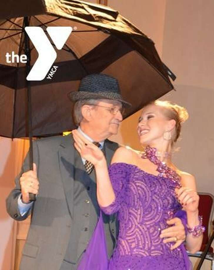 Tom Cox of The Woodlands with partner Michelle Williams with Affinity Ballroom Studio in their award-winning performance in 2013. The couple will be back in 2014 with an encore performance.