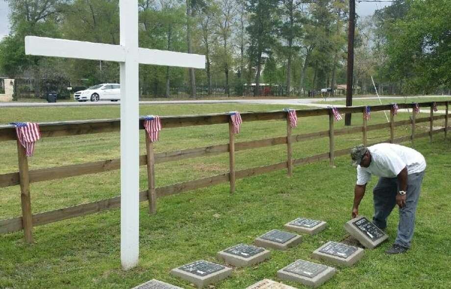 """The Old Man Graveyard at Innerfaith Disciple House in Grangerland is where graduates bury their """"old man"""" to never dig that lifestyle up again."""