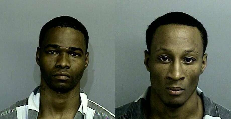 Two arrested after cars burglarized outside Woodlands church