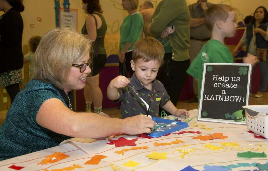The Woodlands Children's Museum hosts a variety of activities to celebrate St. Patrick's Day on March 17. Events are from 11 a.m. to 5 p.m.