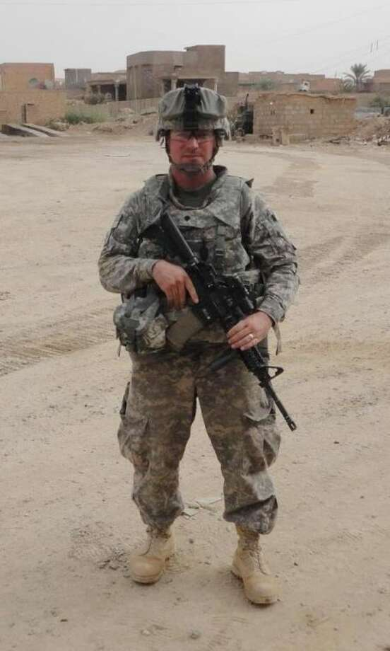 This photo provided by Glidden Lopez shows Army Spc. Ivan Lopez. Lopez killed three people and wounded 16 others in a shooting at Fort Hood on Wednesday before killing himself. Investigators believe his unstable mental health contributed to the rampage.