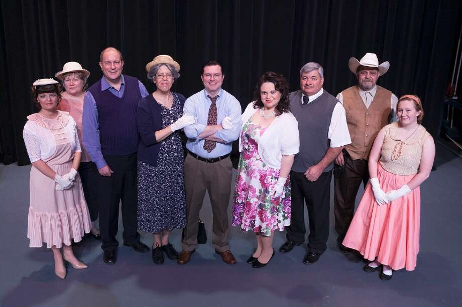 "The cast of Stage Right's ""The Trip to Bountiful."" The show opens at the Crighton Theatre Friday and continues through May 3. Photo: Photographer: Michael Pittman"