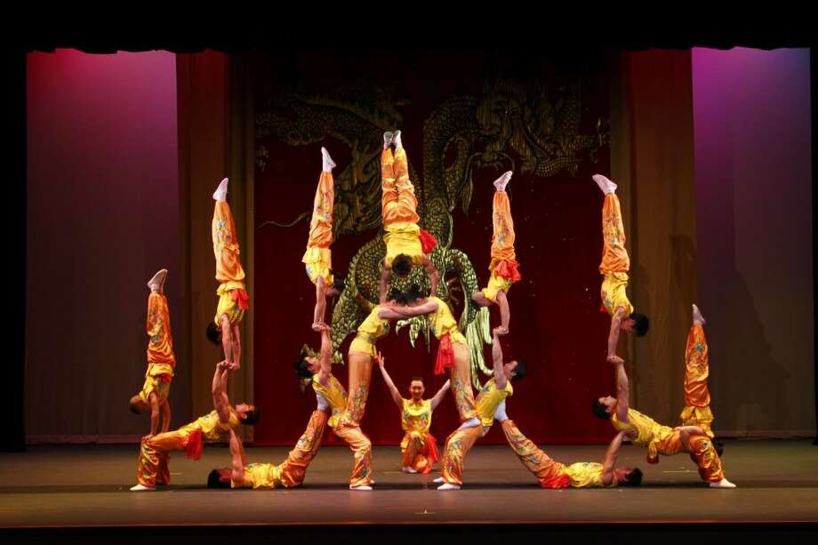 Experience thrilling Chinese acrobatics paired with classical symphony sounds at The Peking Acrobats with the Houston Symphony April 22 at 8 p.m. The company blends their unique brand of acrobatic artistry with the majestic sound of the Houston Symphony. Mezzanine and lawn seating is free courtesy of Anadarko Petroleum Corporation.