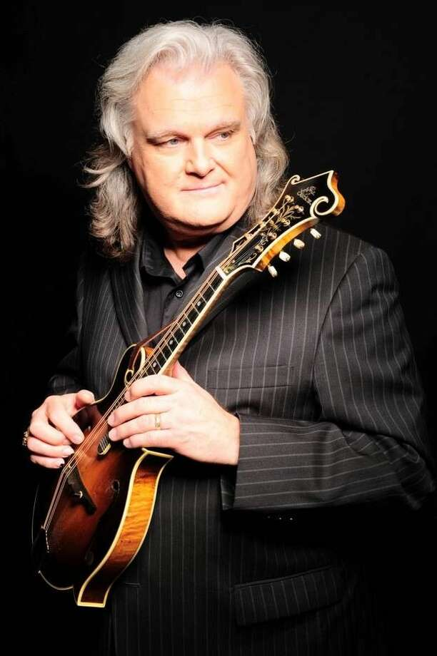 Ricky Skaggs and Kentucky Thunder play at Dosey Doe Big Barn in The Woodlands on Friday night at 8:30 p.m.