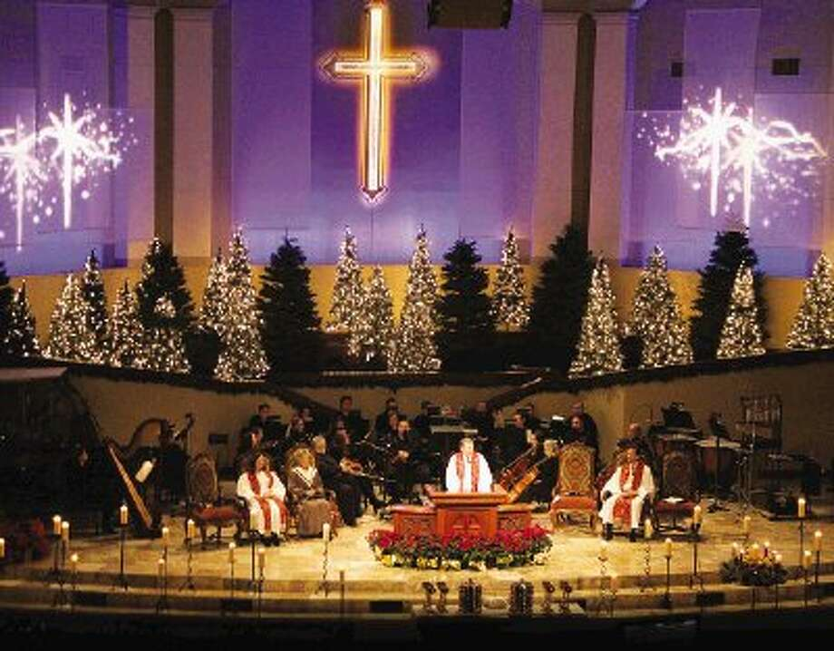 some churches offering special christmas eve services - Houston Christmas Decorating Service