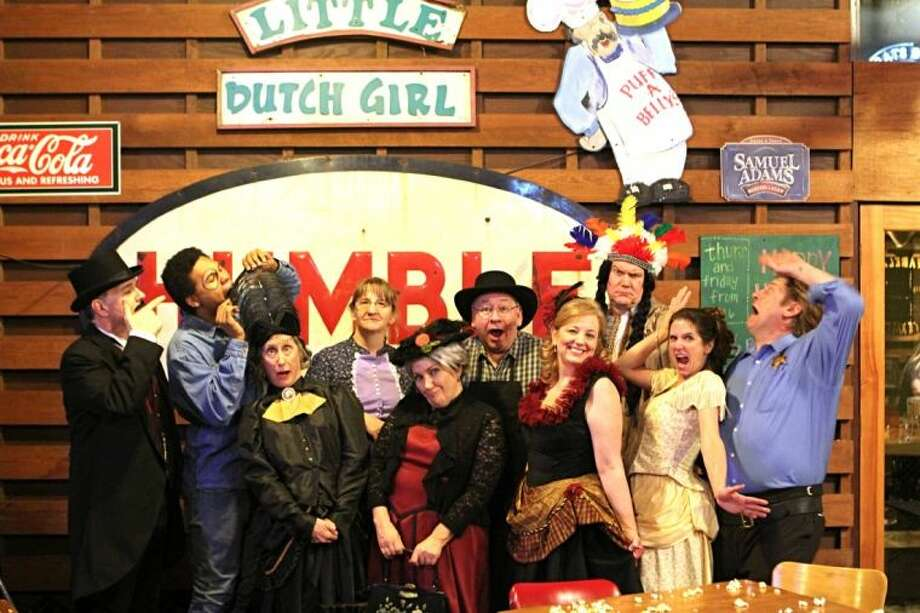 "Audience members will play detective and solve the murder at the May production of ""Murder on the Boat of Love"" in Old Town Spring. Presented by Old West Melodrama, the dinner show opens Friday, May 9 and continues each Friday and Saturday through May 24."