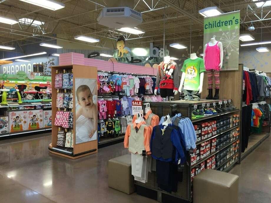The Willis Kroger Marketplace store will begin selling apparel in late June.