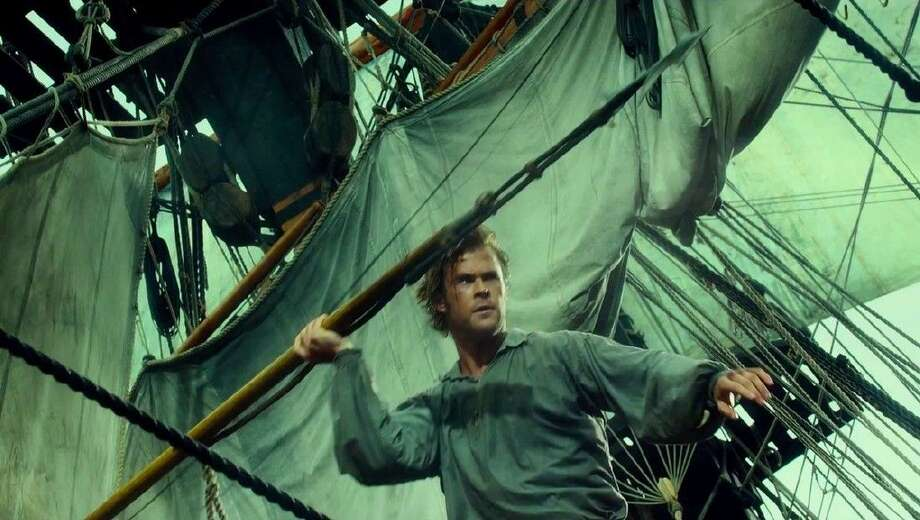 """Based on the best-selling novel """"In the Heart of the Sea: The Tragedy of the Whaleship Essex"""" by Nathaniel Philbrick, Ron Howard's latest opus tells the true story that inspired Herman Melville's """"Moby Dick."""""""