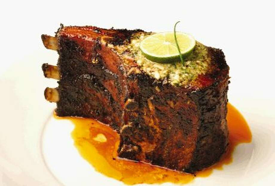 """Items like Perry's """"Texas-sized"""" pork chop and lunch specials set the restaurant apart from other competitors."""