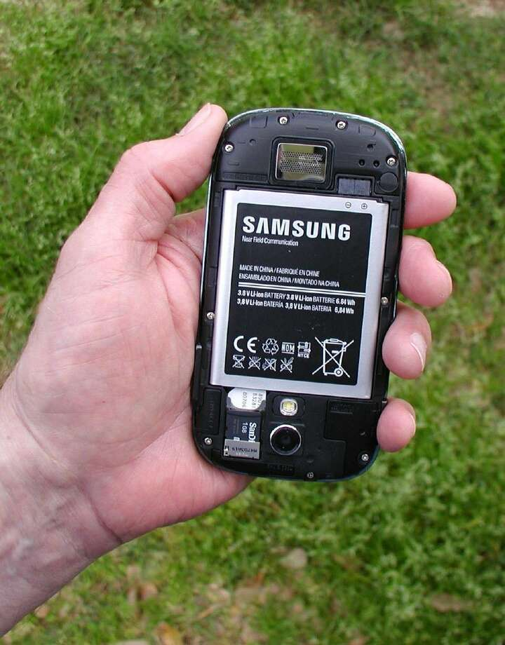 Many of us have dropped our cell phones in water with no adverse effects; except the phone may quit working, but if the battery case is compromised they can turn into a ball of fire.