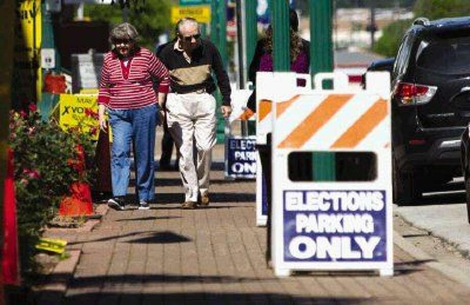 Early voting continues this week with Election Day on May 9.