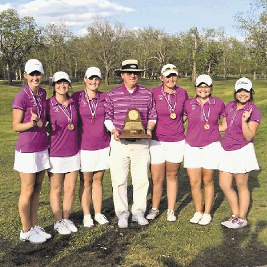 Montgomery's girls earned their 18th consecutive regional tournament championship on Wednesday in Sealy. / @WireImgId=2671772