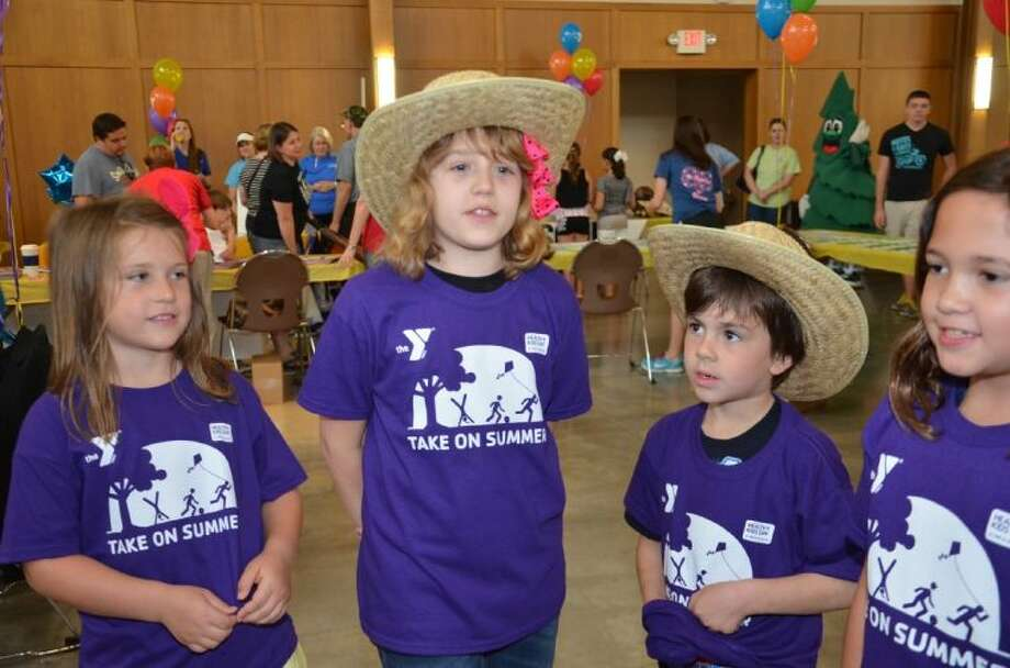 """The South Montgomery County YMCA invites kids and parents to make a """"play date"""" at the YMCA's Healthy Kids Day Saturday."""