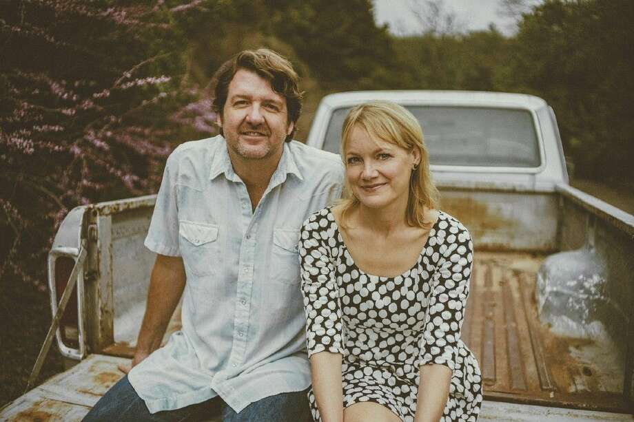 Husband and wife duo Bruce Robison and Kelly Willis will kick off the 2015 Sounds of Texas Music Series on Saturday night at the Crighton Theatre. Photo: Chad Wadsworth