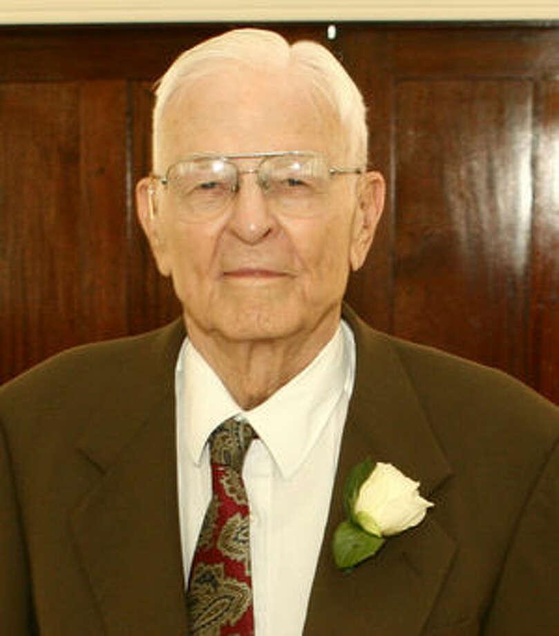 Ware, Rev. Jack W.
