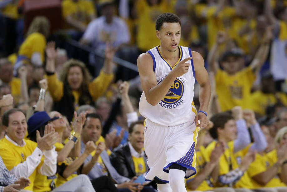 Golden State Warriors guard Stephen Curry was named the NBA's MVP on Monday. Photo: Marcio Jose Sanchez