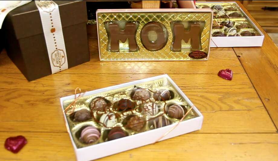 Copper Kettle Chocolate Factory offers a wide assortment of Truffle selections for Mother's Day.