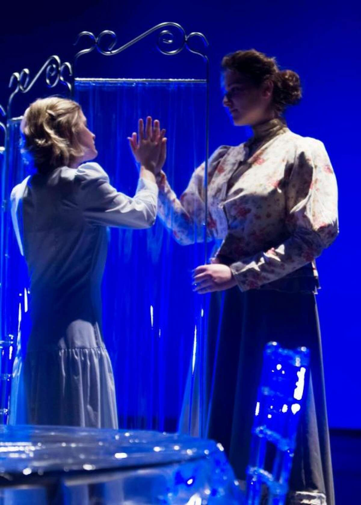 FRIDAY-SATURDAY: 'THE GLASS MENAGERIE' When:7 p.m., Oct. 28-29Where:Silsbee Little Theater, 106 North 6th, SilsbeeCost:$15 adults, $5 students