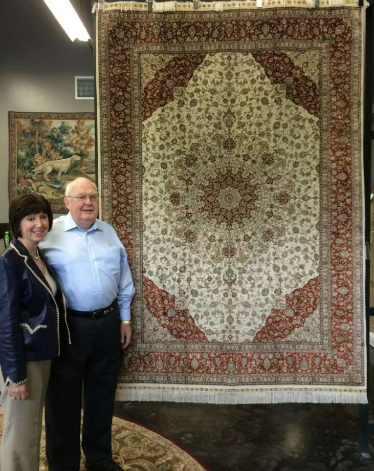 Dancing in the Woods is set for May 18 and will host cocktails, line dancing, dinner and an auction. Don and Karen Mudd, of Woodlands Oriental Rug Gallery, have donated a $25,000 Persian rug for the auction. Bidding is available ahead of time at his store, 30340 FM 2978, Suite 800, in The Woodlands.