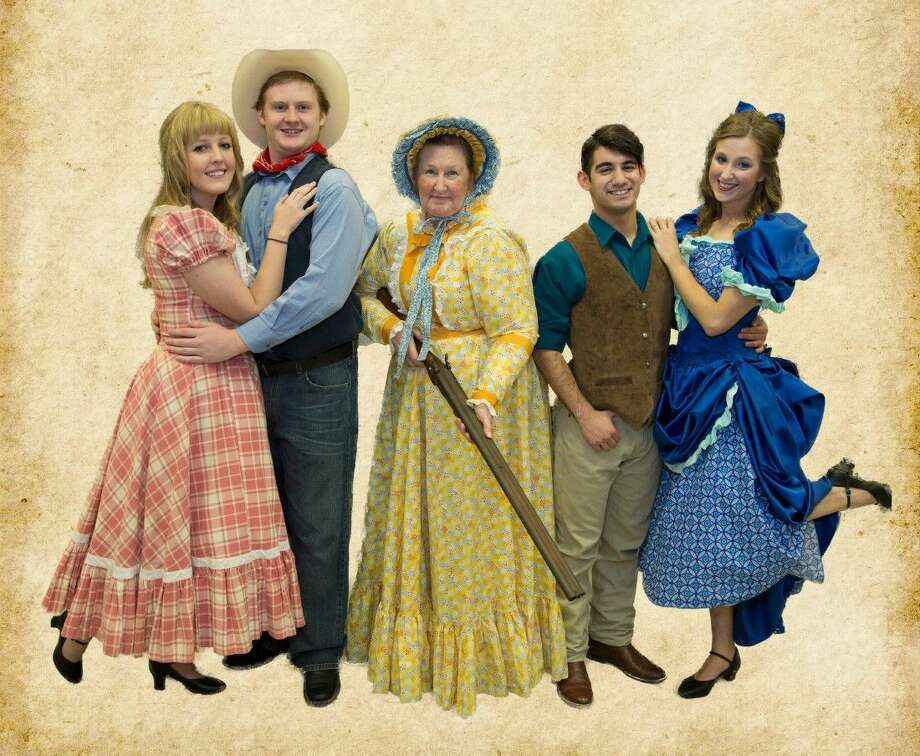"The Players Theatre Company opened a rambunctious ""Oklahoma!"" Friday evening in downtown Conroe's Owen Theatre. The production took hold of an enthusiastic crowd and didn't let go until the final curtain, Peggie Miller says. The show continues this weekend at the Owen Theatre."