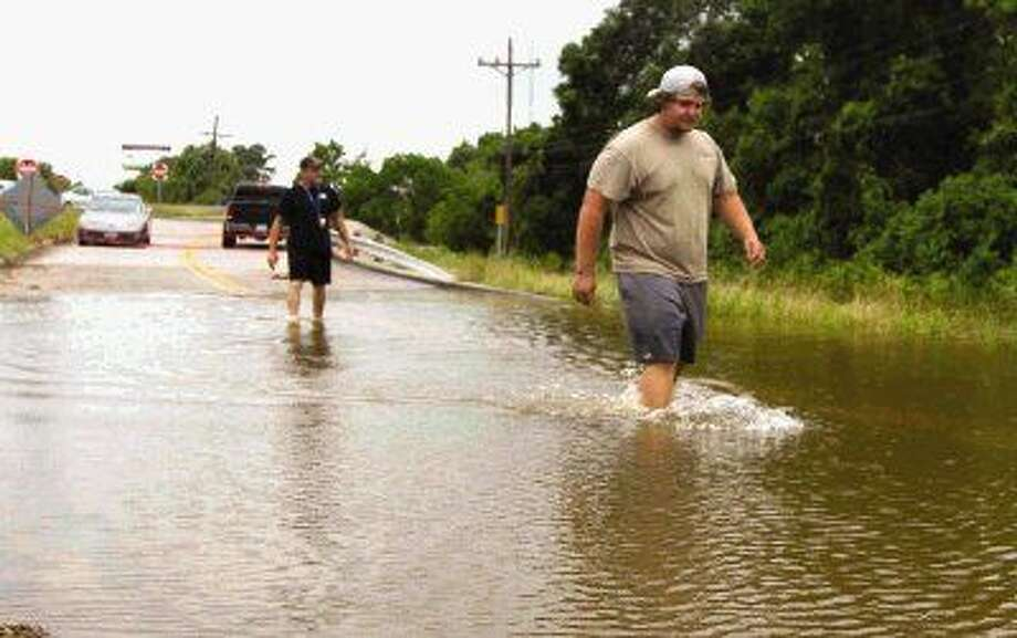 The Montgomery County Office of Emergency Management is still monitoring the flooding situation throughout the County. Rain total amounts have ranged from six to 10 inches over the last four days. On Thursday at 10:30 a.m., the West Fork near Conroe gauge read 113.46 feet and this puts it below flood and action stage
