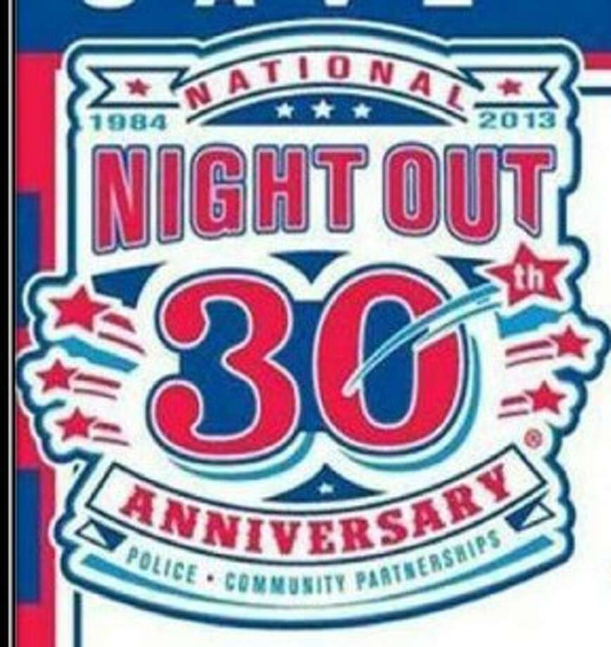 National Night Out set for Oct. 1