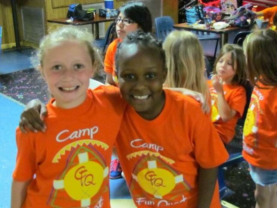 Registration for Camp Fun Quest at the Oscar Johnson Jr. Community Center or the Conroe Activity Center is now open. Don't miss out this summer as they pack each day with games, sports, swimming, field trips and special events under the close supervision of trained Fun Quest staff.