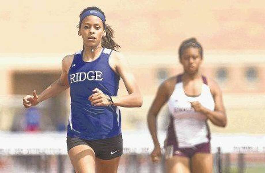 Senior Baylee Lara has competed in several events for Oak Ridge during her high school career.