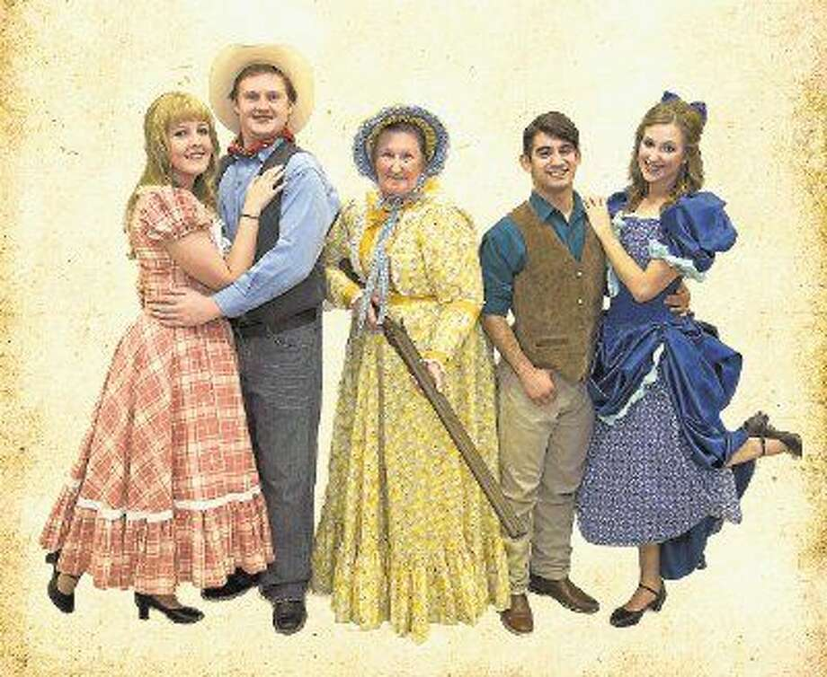 """Oklahoma!"" presented by the Players Theatre Company has its last shows Friday and Saturday at the Owen Theatre in Conroe."